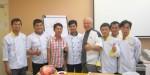 Học Viên Bếp Vàng tại Buổi Huấn Luyện Thịt Bò Úc