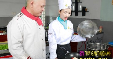 Giảng viên bếp vàng- Siêu đầu bếp Alain Nghĩa