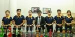 Lớp học pha chế tại Đào Tạo Bếp Vàng