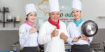 Học làm bếp ở TP.HCM