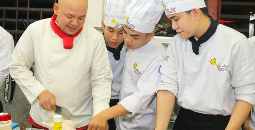 Học nấu ăn uy tín chất lượng