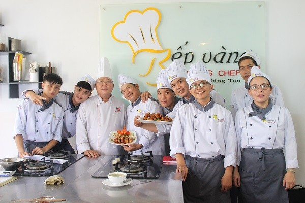 Trường dạy nghề nấu ăn uy tín ở bình dương