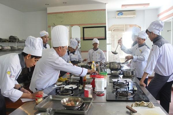 hướng dẫn học nấu ăn