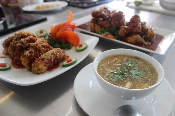 sườn kinh đô súp Tứ Xuyên