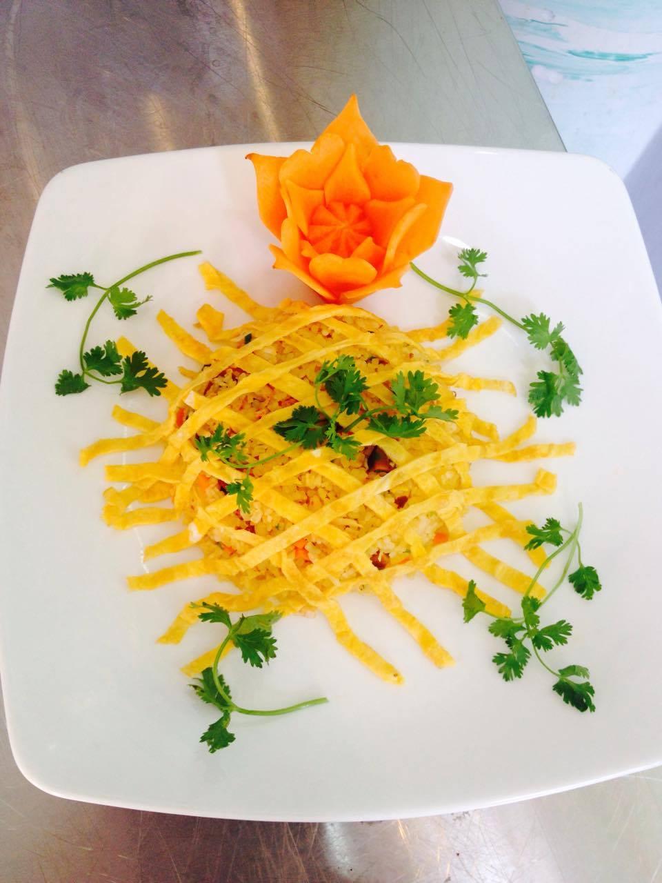 Món ăn Đào tạo Bếp Vàng