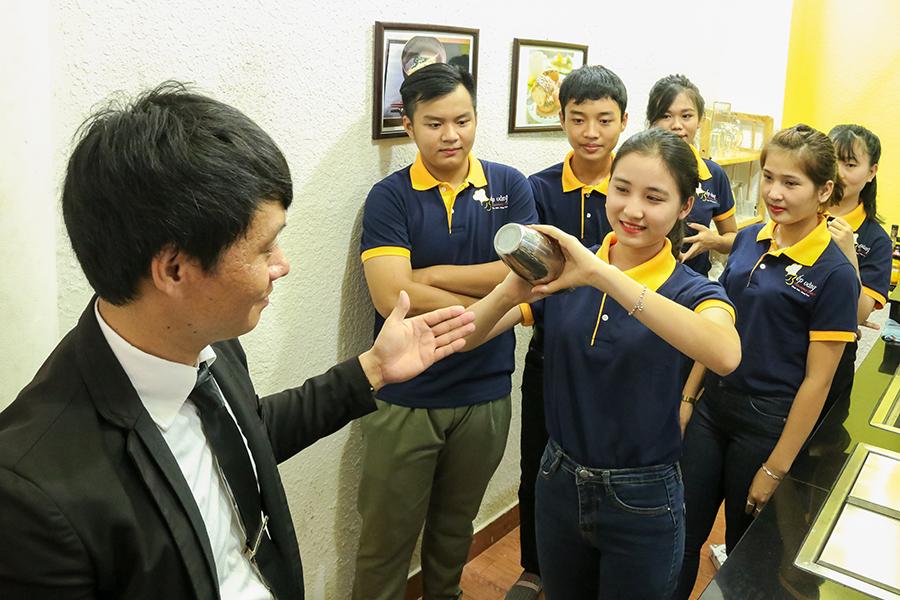 Học pha chế đồ uống ở Thành Phố Hồ Chí Minh