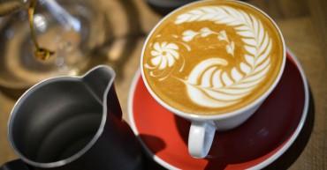 Học pha cafe
