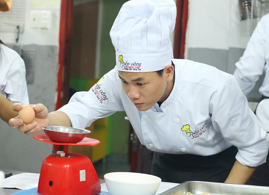 Học nghề nấu ăn ở TP HCM