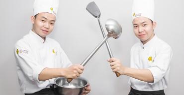 Học làm bếp ở bình dương